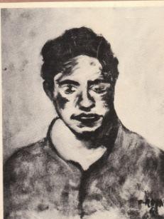 Ottone Rosai - Ritratto di Aldo Fagioli