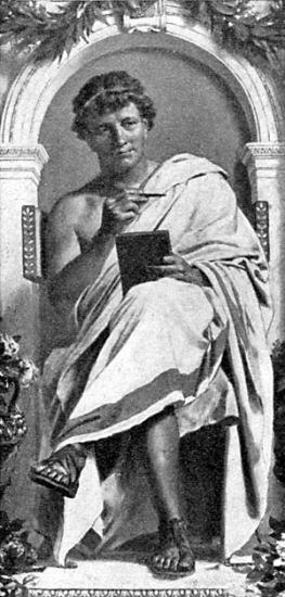 Anton Von Werner - Ovidio