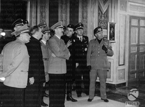 R. Bianchi Bandinelli a Villa Borghese tra Hitler e Mussolini