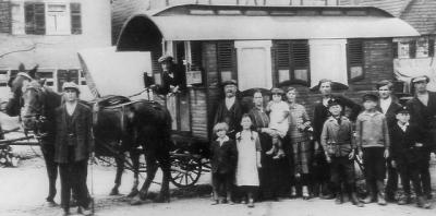 Una famiglia Jenisch
