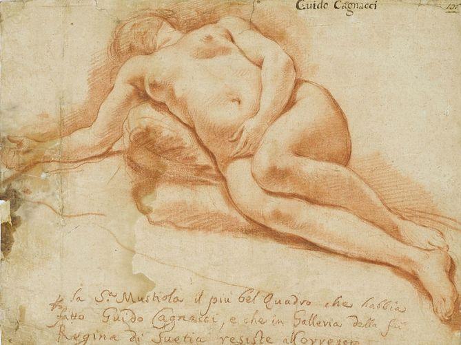 Guido_Cagnacci_-_Nu_feminino