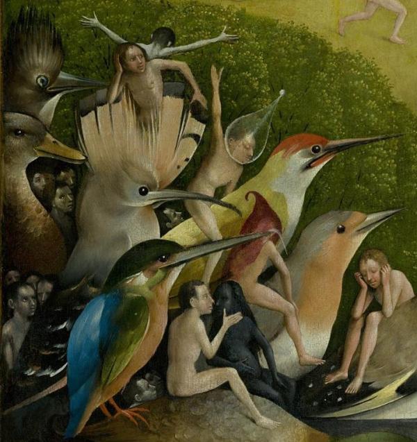 Bosch, Giardino delle delizie