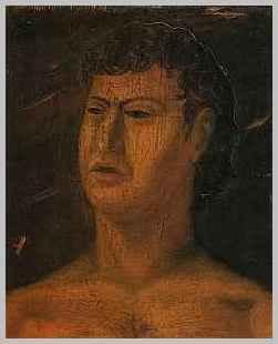 Scipione, Autoritratto, 1928 - Collezione di Autoritratti, Galleria degli Uffizi, Firenze