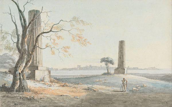 Henry Tresham, Siracusa