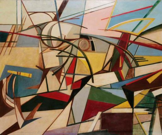 Armando Pizzinato, Finestra sul mare 1949-50