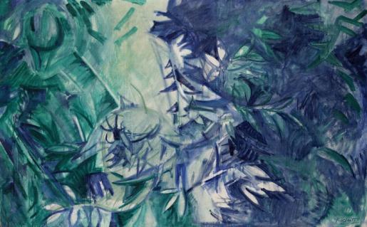Armando Pizzinato, Dal giardino di Zaira (1963)