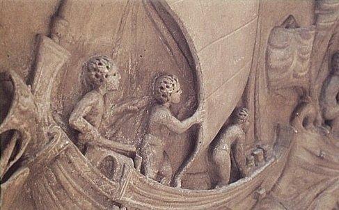 nave romana