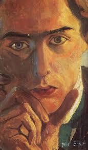Max Ernst, autoritratto