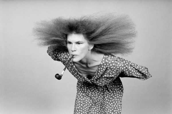 09 Feb 1979 --- Carla Bley --- Image by © Roger Ressmeyer/CORBIS