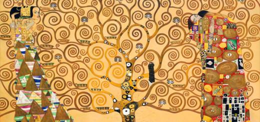Gustav Klimt, L'albero della vita (1907)