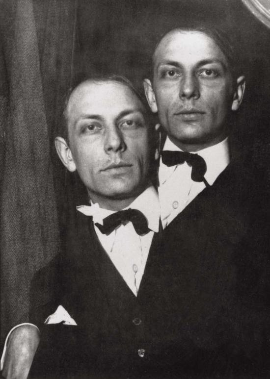 Henri Michaux, 1925