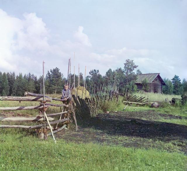 Sergei Prokudin-Gorskij, Karelia