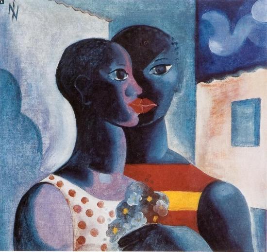 Ismael Nery, Namorados, 1927