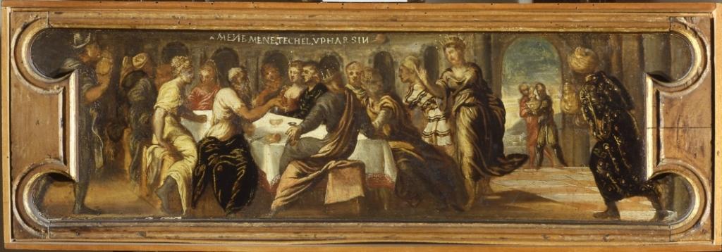 Jacopo Tintoretto, Banchetto di Baltassar