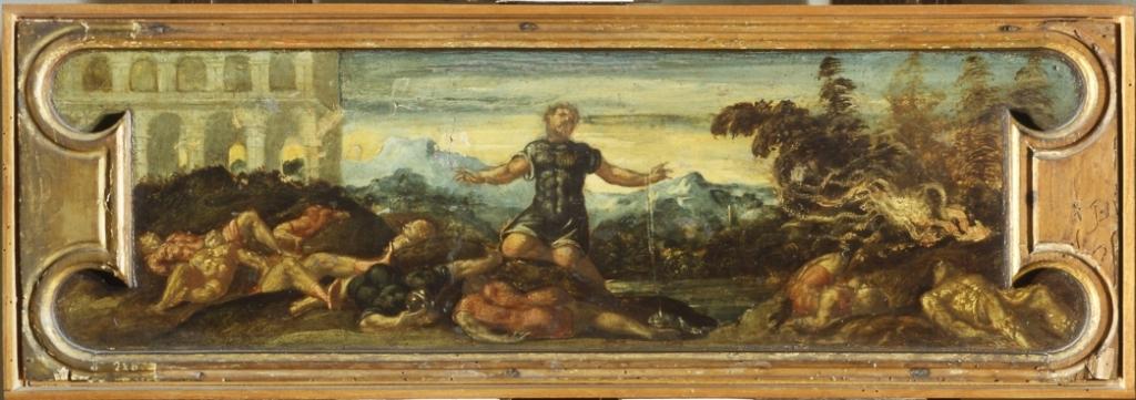 Jacopo Tintoretto, Sansone