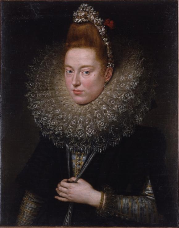Rubens, Dama delle licnidi
