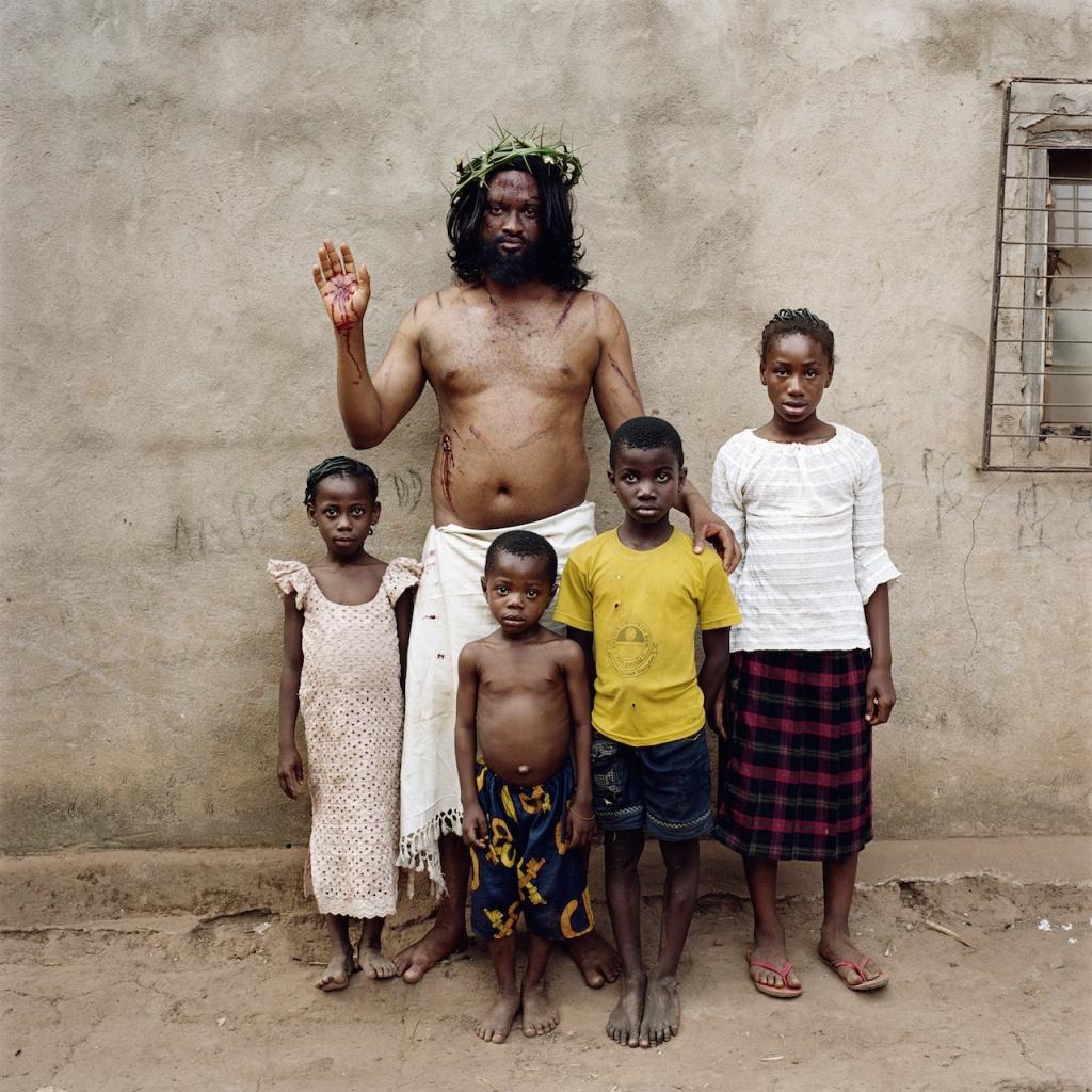Pieter Hugo, Nollywood, Nigeria