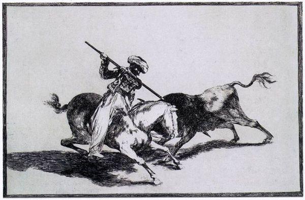 Francisco Goya, Tauromachia