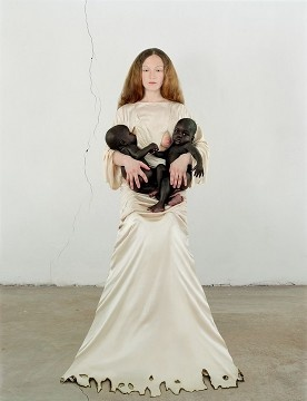 Vanessa Beecroft, Autoritratto