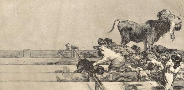 Francisco Goya - Tauromachia