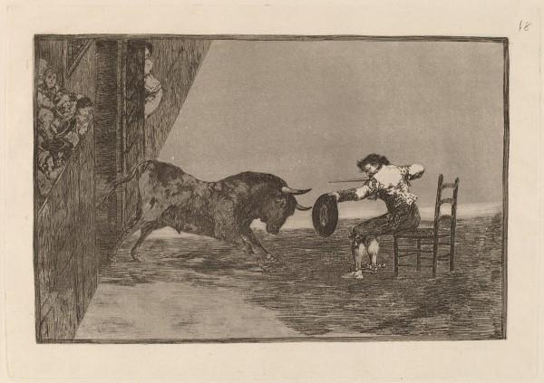 Francisco Goya, Tauromachie