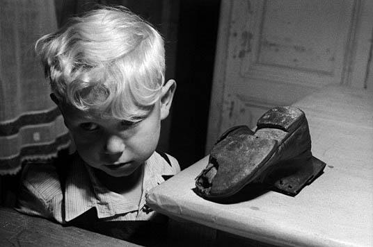 David Seymour, 1948
