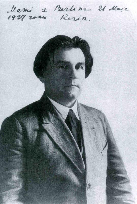 Kazimir Malevich, Mami z Berlina