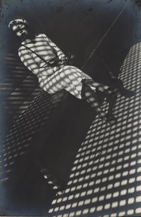 Alexander Rodchenko. Girl with a Leica. 1934.