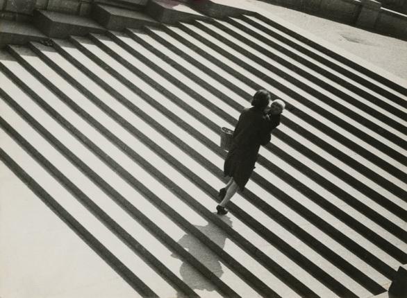Alexander Rodchenko. Stairs. 1930,