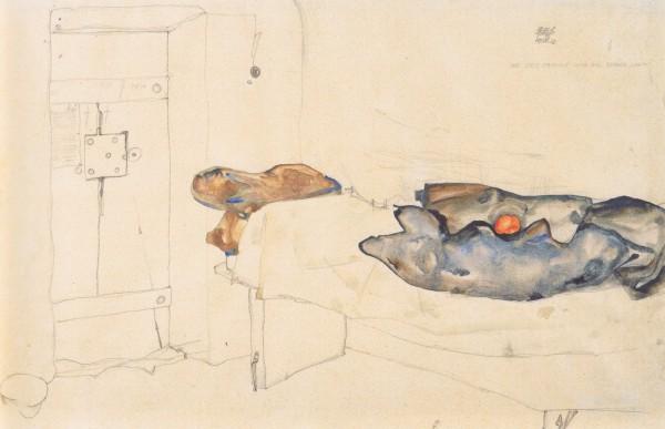 Egon_Schiele_-_Die_eine_Orange_war_das_einzige_Licht19-4-1912