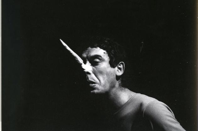 Carmelo Bene, Pinocchio