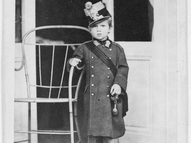 Ludwig Angerer, Kronprinz Rudolf von Österreich-Ungarn (1858 – 1889)