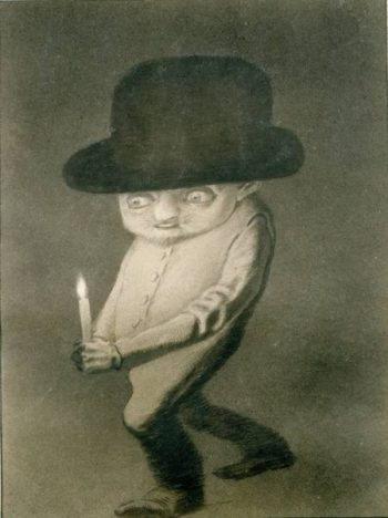 Alfred Kubin, Elfo, 1901-2